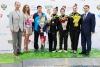 Архангельские спортсмены в очередной раз стали чемпионами России по настольному теннису. Фотоотчет.