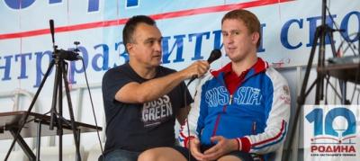 Вячеслав Буров: «В Польше, когда играю за клуб, между партиями включают «Калинку»