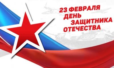 """Турнир посвященный """"ДНЮ ЗАЩИТНИКА ОТЕЧЕСТВА""""."""