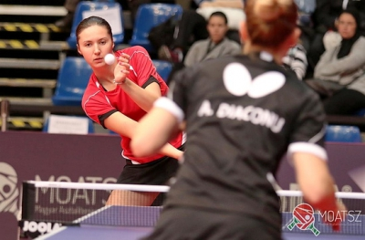 "Россияне завершили личные выступления на ITTF world tour Венгрии-2017, одна пара с ""бронзой"""