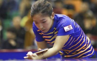 China Table Tennis Super League: неожиданный выбор Лунен, Килу сыграет с Ансинь в полуфинале