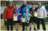 ично-командное первенство по настольному теннису среди юношей и девушек, памяти Александры Черновой.