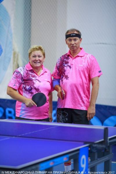 Дуэт Родиных выиграл ВИП-турнир