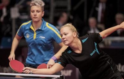 2017 ITTF World Tour Hungarian Open: Пота и Экхольм взяли серебро