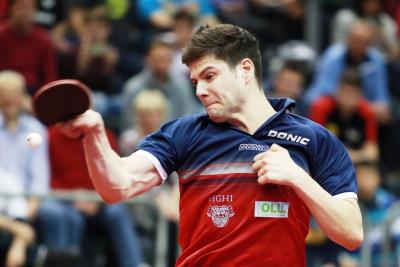 Дмитрий Овчаров и Чен Менг - чемпионы Открытого Чемпионата Германии!