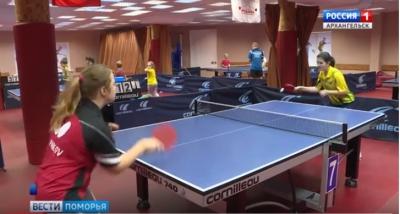 Архангельские теннисисты завоевали медали на международном турнире «Янтарная ракетка» в Калининграде