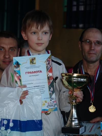 Командный Чемпионат г.Архангельска