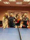 Один из ведущих докторов России посетил клуб настольного тенниса
