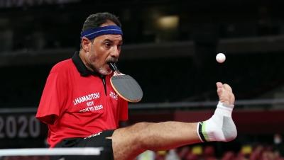 Токио-2020 | Паралимпийские игры. Настольный теннис без рук: как Ибрагим Хамадту стал звездой, держа ракетку ртом