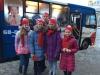 Новогодний рейс для пассажиров города Архангельска.