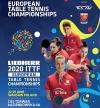 Россияне в 1-м круге личного и парного турнира чемпионата Европы-2021 настольного тенниса