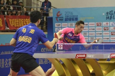 China Table Tennis Super League: Шаньдун Вейцао, Байю, Шанхай и Бачжоу
