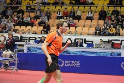 Александр Шибаев: «Я должен был сегодня обыграть Фрейташа»