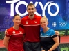 Российские олимпийцы вылетели в Токио