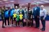 Александр Кузнецов с президентом федерации настольного тенниса Архангельской области Алексеем Родиным обсудили перспективы развития этого вида спорта и наметили план совместных мероприятий.