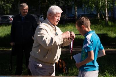 Лучшие практики дворового спорта. Настольный теннис во дворах Архангельска