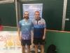 Архангелогородец Алексей Хорьков завоевал две золотых медали на турнире по настольному теннису «ALBENA 2018»