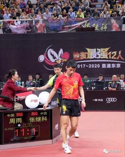 HD-видео: предварительные итоги китайского отбора на чемпионат мира-2017 настольного тенниса