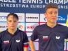 Кацмам / Гребнев вышли в финал чемпионата Европы
